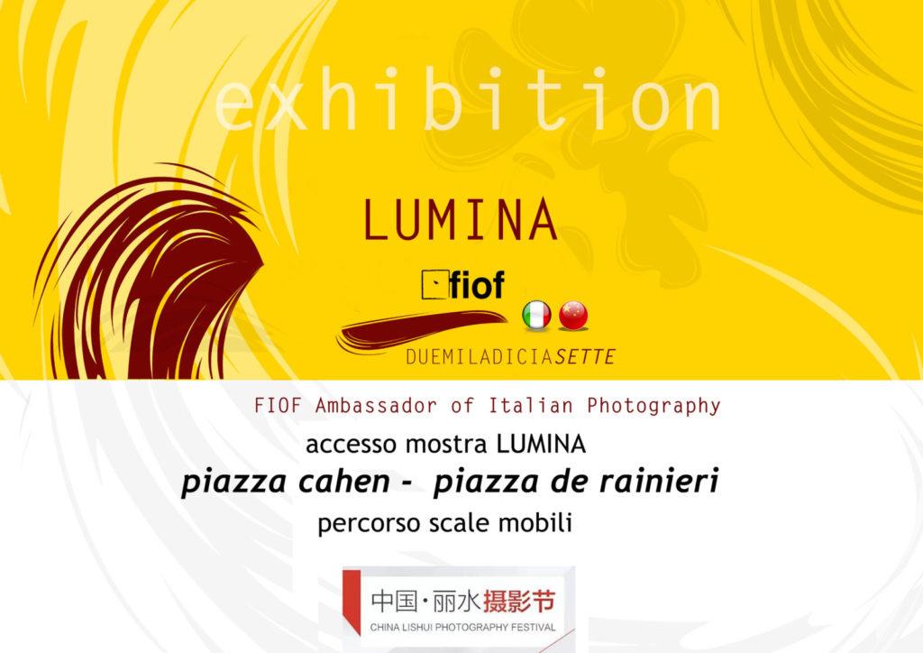 mostra lumina 2017 Orvieto