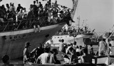 Francesco Cito | Barche, Pescatori e Pesci - FIOF e il sogno Americano